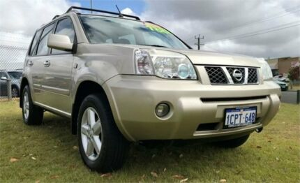 2006 Nissan X-Trail T30 MY06 TI-L (4x4) Gold 4 Speed Automatic Wagon Wangara Wanneroo Area Preview