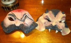 Pirate, Devil or Bug Mask or Mad Balls Halloween Masks or Scream London Ontario image 1