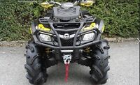 MINT 2011 CAN AM XMR 1700kms!! 9100!! MUST GO!!
