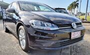 2018 Volkswagen Golf 7.5 MY18 110TSI DSG Trendline Deep Black 7 Speed Sports Automatic Dual Clutch Mackay Mackay City Preview