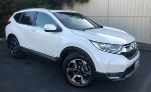 2018 Honda CR-V RW MY19 VTi-LX 4WD White Orchid 1 Speed Constant Variable Wagon Devonport Devonport Area Preview