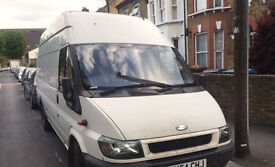 2004 FORD TRANSIT VAN FOR SALE & READY FOR WORK!!