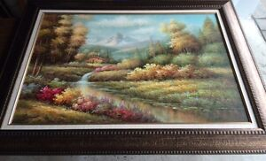 Beautiful Canvas Painting
