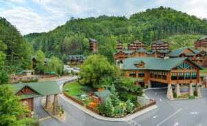5 Star Resort in the  Smoky Mountains