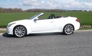 2010 INFINITI G37S *** HARDTOP CONVERTIBLE ** NEW PRICE **