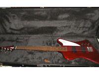 Gibson Thunderbird Studio Bass Guitar with hard case