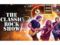 1 ticket for The Classic Rock Show Yeovil 29/01/17