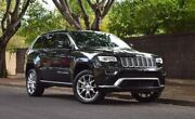 2015 Jeep Grand Cherokee WK MY15 Summit Black 8 Speed Sports Automatic Wagon Mile End South West Torrens Area Preview