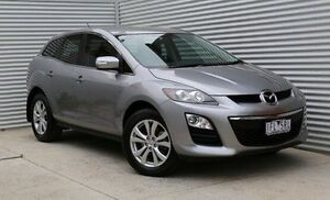 2011 Mazda CX-7 ER10A2 Sports Grey 6 Speed Manual Wagon Thomastown Whittlesea Area Preview