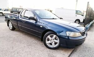 2003 Ford Falcon BA XLS AUTOMATIC UTE 4 Speed Automatic Utility Woodridge Logan Area Preview