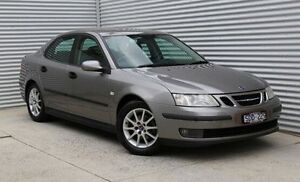 2003 Saab 9-3 440 MY2003 Linear Sport Grey 5 Speed Sports Automatic Sedan Thomastown Whittlesea Area Preview
