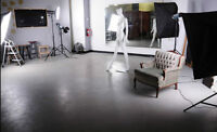 Wanted: Attention to photographers!!! Downtown Studio Space for