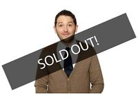 4 JON RICHARDSON COMEDY GIG TICKETS - EXETER Wednesday 15th March.