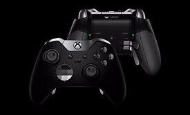 New Xbox Elite wireless controller