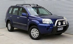 2005 Nissan X-Trail T30 II ST Blue 4 Speed Automatic Wagon Thomastown Whittlesea Area Preview