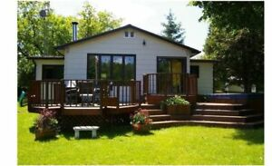 QUIET WATERFRONT PROPERTY!! 40 min east of Peterborough