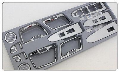 Chrome Interior molding kit For Kia Sportage R (2010 ~ 2012)////