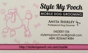 Style My Pooch mobile dog grooming Noosaville Noosa Area Preview