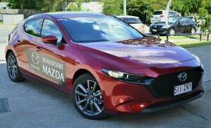 2019 Mazda 3 BP G20 Touring Red 6 Speed Automatic Hatchback Beaudesert Ipswich South Preview