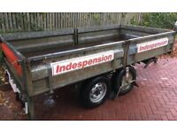Indespension 10 x 5 trailer