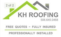 KH ROOFING