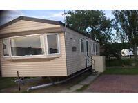 Double Glazed Windows Central Heated caravan for rent