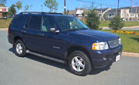 2005 Ford Explorer XLT with new 2 year MVI