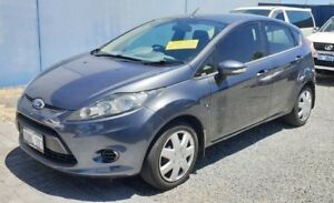 2010 Ford Fiesta WS CL Grey 5 Speed Manual Hatchback