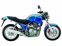 WANTED SACHS 650 Roadster