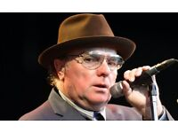 VAN MORRISON, NELLS JAZZ CLUB, 22ND SEPT @FACE VALUE SEATED