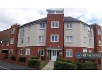2 bedroom flat in Dunoon Drive, Wolverhampton, WV4 (2 bed)