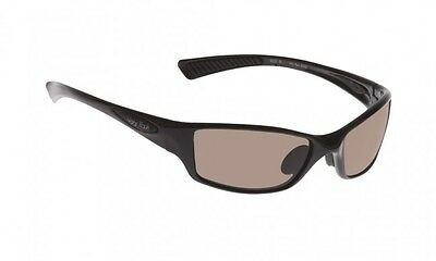 9856fefdea Ugly Fish Polarised Sunglasses PT9030 Shiny Black With Brown Lens