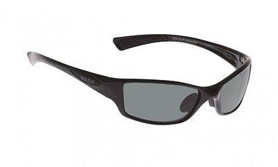 865eed4ec22 Ugly Fish Polarised Sunglasses PT9030 Shiny Black With Smoke Lens