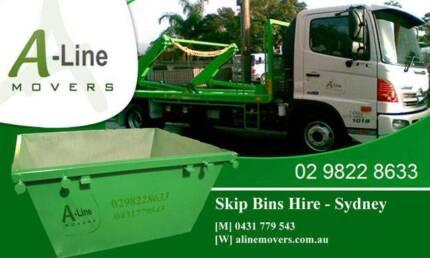 Skip Bins Hire Parramatta Area Preview