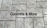 (Concrete and more) experienced and affordable