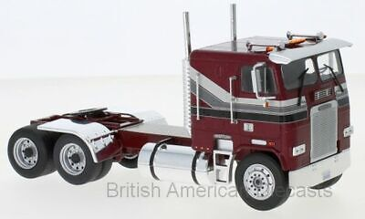FREIGHTLINER FLA 1993 - MAROON  IXO TR047  (FREE DELIVERY)