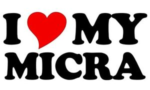 I-LOVE-HEART-MY-MICRA-Novelty-Nissan-Car-Window-Bumper-Vinyl-Sticker-Decal