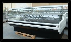 Serve Over Counter Display Fridge Meat Chiller 260cm (8.5 feet) ID:T2614
