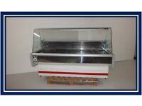 £680+VAT Serve Over Counter Display Fridge Meat Chiller 180cm (5.9feet) ID:T1722