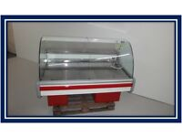 £680+VAT Serve Over Counter Display Fridge Meat Chiller 158cm (5.2feet) ID:S06