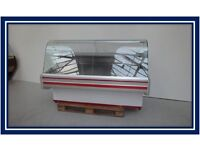 £680+VAT Serve Over Counter Display Fridge Meat Chiller 168cm (5.5feet) ID:T2005