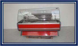 £680+VAT Serve Over Counter Display Fridge Meat Chiller 172cm (5.6feet) ID:X001