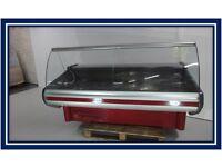 £700+VAT Serve Over Counter Display Fridge Meat Chiller 204cm (6.7feet) ID:T1808
