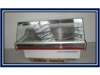 £700+VAT Serve Over Counter Display Fridge Meat Chiller 183cm (6.0feet) ID:T2006
