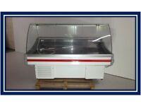 £680+VAT Serve Over Counter Display Fridge Meat Chiller 160cm (5.2feet) ID:T1416