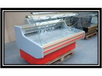 Serve Over Counter Display Fridge Meat Chiller 167cm (5.5 feet) ID:T2606