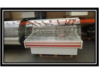 Serve Over Counter Display Fridge Meat Chiller 167cm (5.4 feet) ID:T2341
