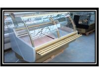 Serve Over Counter Display Fridge Meat Chiller 168cm (5.5 feet) ID:T2607