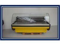 £700+VAT Serve Over Counter Display Fridge Meat Chiller 200cm (6.6feet) ID:T1811
