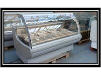 Serve Over Counter Salad Bar Display Fridge Meat Chiller 170cm(5.6feet) ID:T2610